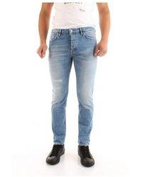 Haikure Hem03164ds059l0558 Jeans - Blauw