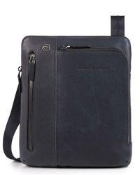 Piquadro Bags.. Blue - Blauw