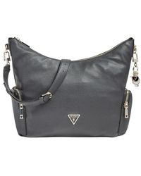 Guess Destiny Hobo - Zwart