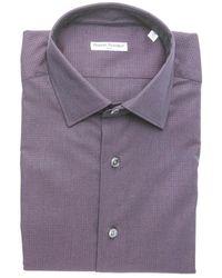 Robert Friedman Shirt - Violet
