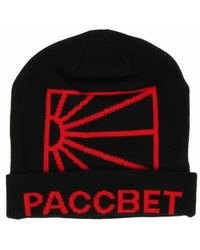 Rassvet (PACCBET) Acrylic Logo Beanie - Zwart