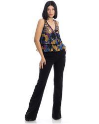 Manila Grace Jeans - Nero