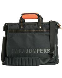 Parajumpers Portage bag - Negro