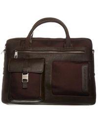 Piquadro Bag Outca1903fr_marronebrown - Bruin