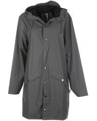 Rains Coat - Grijs