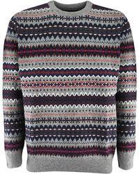 Barbour Sweater - Grijs