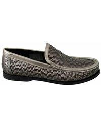 Dolce & Gabbana Moccasins Shoes - Bruin
