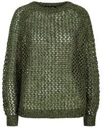 Luisa Cerano Sweater - Groen