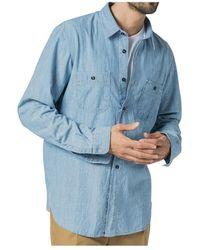 President's Shirt - Bleu