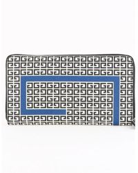 Givenchy Vintage Portefeuille - Bleu