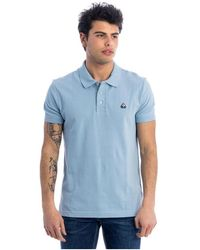 Moose Knuckles Polo - Blauw