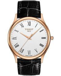 Tissot Excellence Watch - Geel