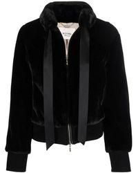 Blugirl Blumarine Bomber jacket - Noir