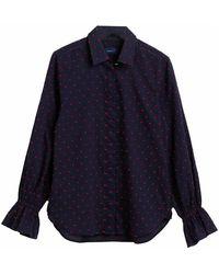 GANT Shirt - Blu