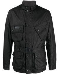 Barbour Coat - Zwart
