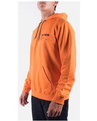 Iuter Hoodie - Arancione