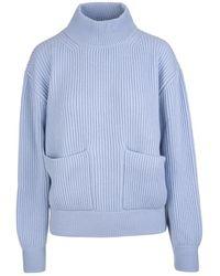 Fedeli Sweaters - Blauw