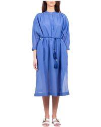 Marella Dress - Blauw
