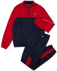 Lacoste Chándal Sport Tennis - Rosso