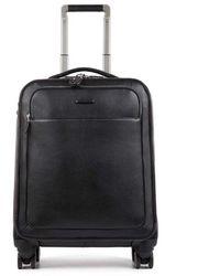 Piquadro Suitcases - Zwart