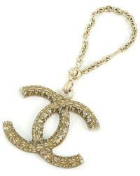 Chanel Vintage Bracelet d'occasion - Jaune
