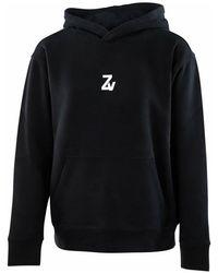 Zadig & Voltaire Spencer photopr hoodie - Nero