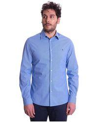 Trussardi Camicia - Blu