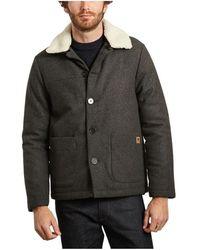 Faguo Lorge coat - Grau