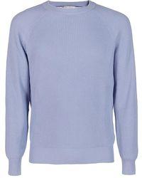 Brunello Cucinelli Sweater - Blu