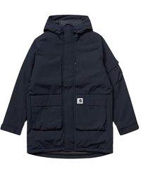 Carhartt WIP Manteau - Bleu