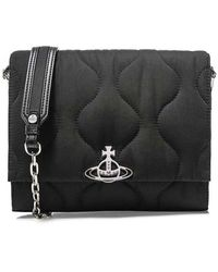 Vivienne Westwood Crossbody Bag - Zwart