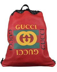 Gucci Backpack - Rood