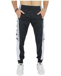 Kappa Sports trousers - Negro