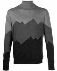 Canali Sweater - Gris
