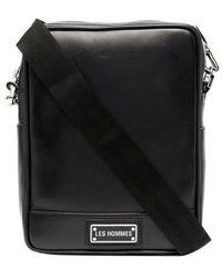 Les Hommes Bag lla173147u - Noir