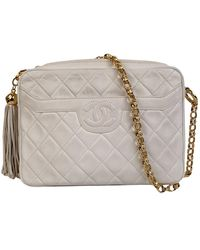 Chanel Camera Bag - Wit