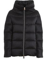 Chanel Vintage Padded Jacket - Noir