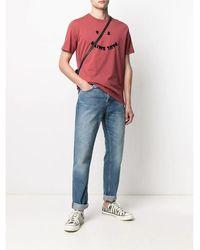 Paul Smith - T-shirt à logo imprimé Rojo - Lyst