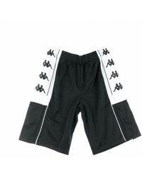 Kappa Banda 10 Arwell Shorts - Zwart