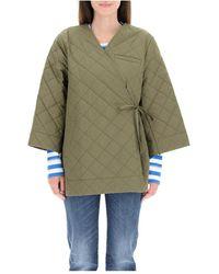 Ganni Jacket Verde