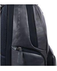 Piquadro Bag Azul - Negro