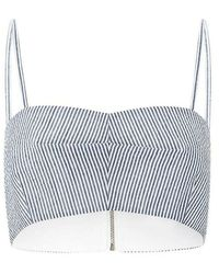Alice McCALL French Press Top - Blauw