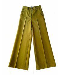 Department 5 Pantalone Cadi - Groen