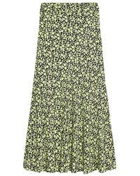 Catwalk Junkie 2002014203 Skirt Flowers - Groen