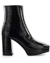 Roberto Festa Ankle Boots - Zwart