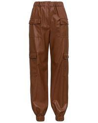 MSGM Cargo Pants - Bruin