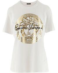 Versace T-shirts - Wit
