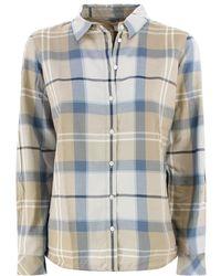Barbour Shirt - Naturel