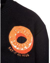 Gcds Bomber jacket Negro