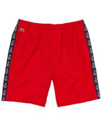 Lacoste Shorts - Rood